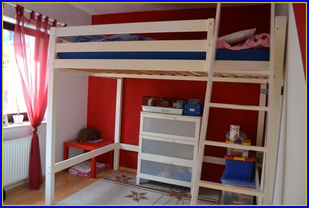 Ikea Bett Robin Maße