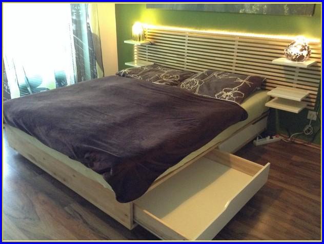 Ikea Bett Schubladen