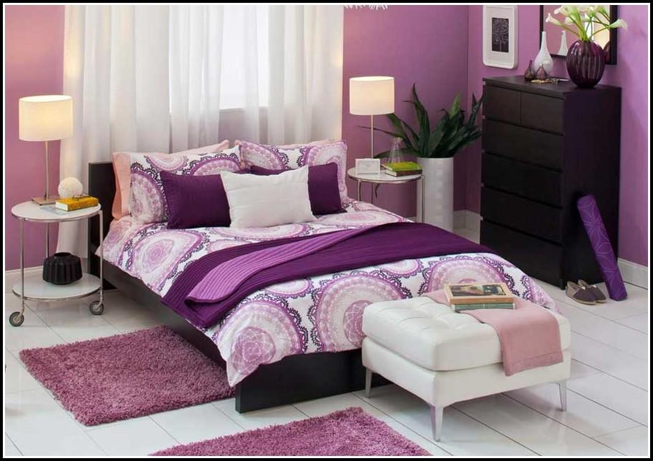 Ikea Bett Schwarz Weiß