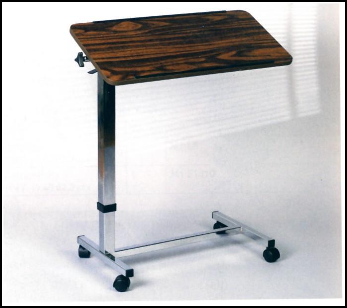 Ikea Bett Tisch Auf Rollen
