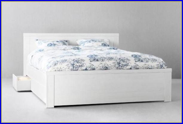 Ikea Bett Tromsnes Anleitung