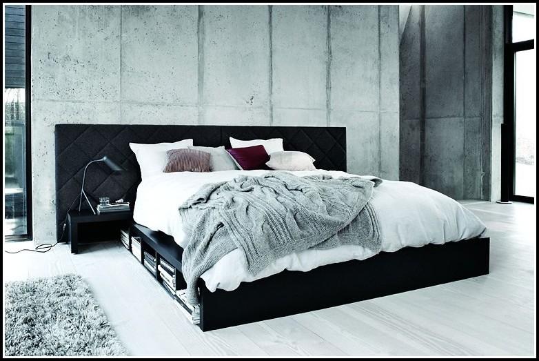 Ikea Bett Weiß Mit Schubladen