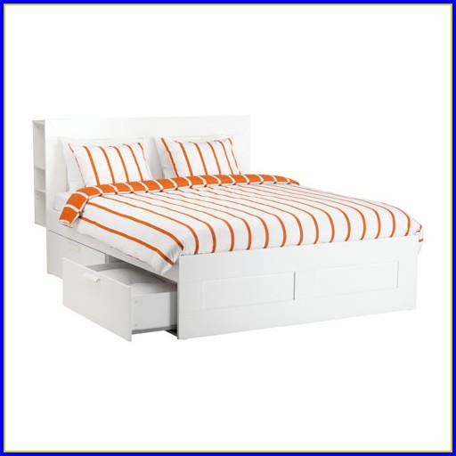 Ikea Brimnes Bett 180×200 Kopfteil