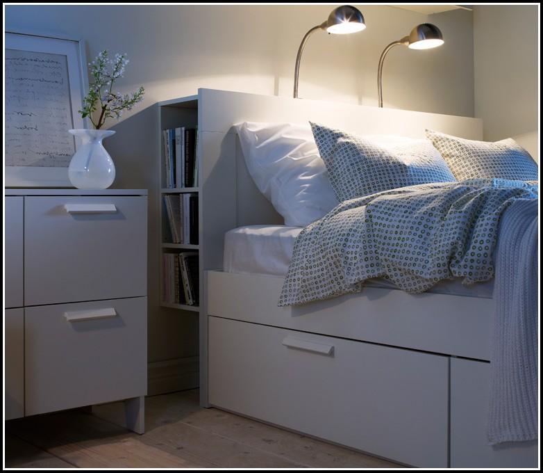 Ikea Brimnes Bett Anleitung