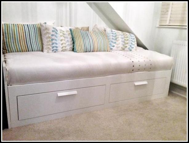 Ikea Brimnes Bett Gebraucht