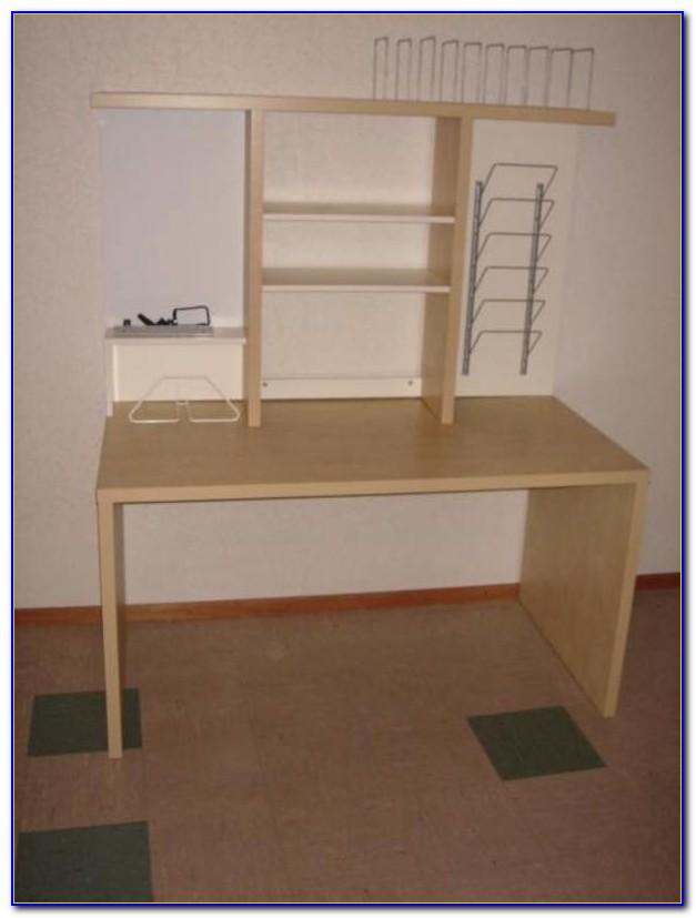 Ikea Effektiv T Schreibtisch Anleitung
