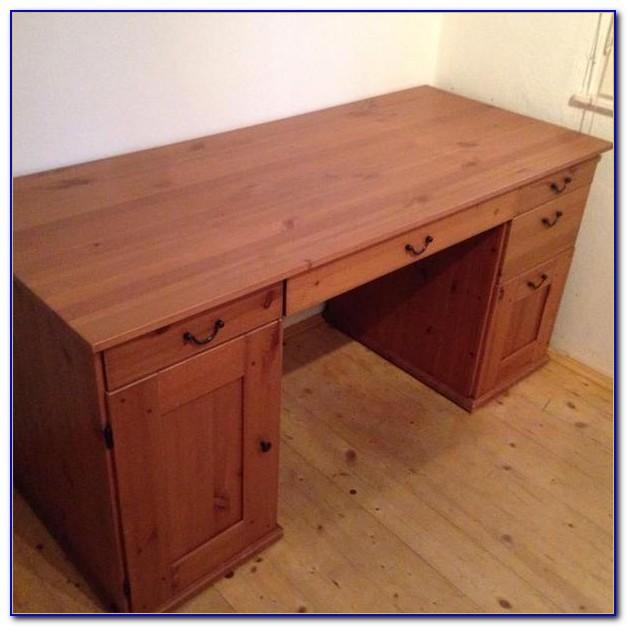 Ikea Effektiv T Schreibtisch Montageanleitung