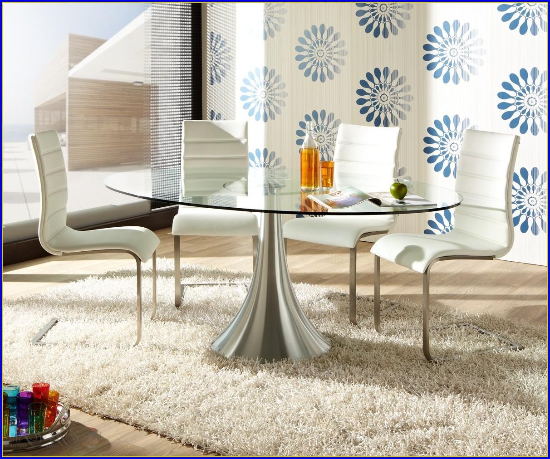 Ikea Esstisch Glas Metall