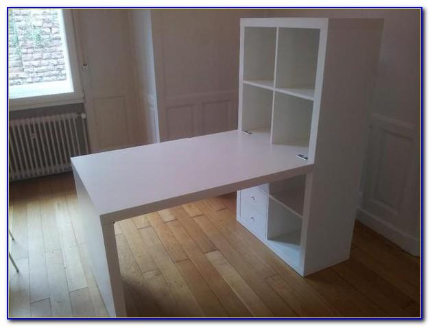 Ikea Expedit Schreibtisch Anleitung