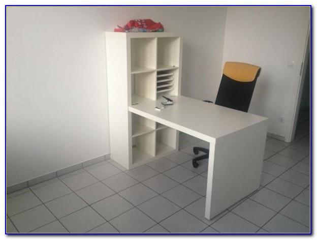 Ikea Expedit Schreibtisch Montageanleitung