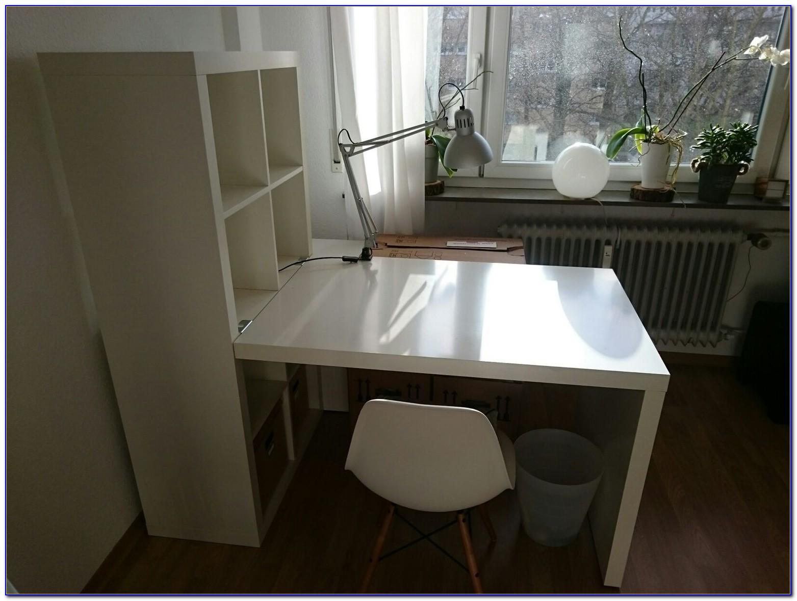 Ikea Expedit Schreibtischplatte