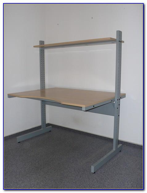 Ikea Höhenverstellbare Schreibtisch Beine