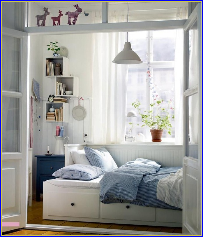 Ikea Hemnes Bett Holz