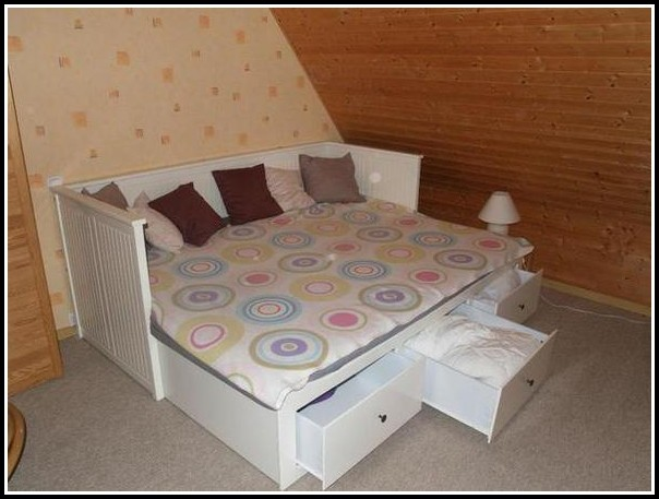 Ikea Hemnes Bett Maße