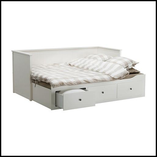 Ikea Hemnes Bett Weiß 160