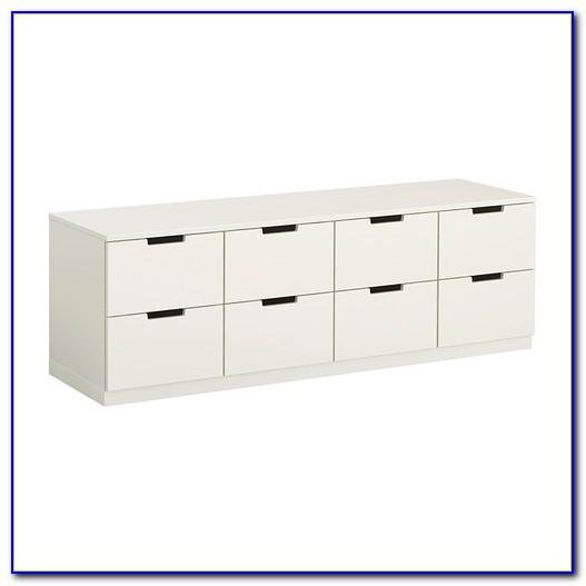 Ikea Hopen Kommode Schwarz