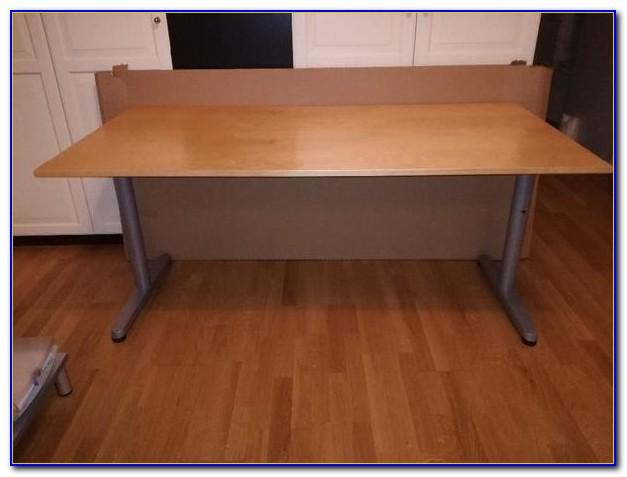Ikea Jonas Schreibtisch Montageanleitung
