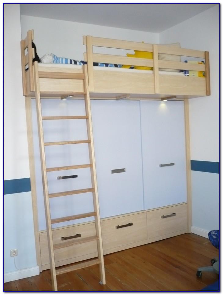 Ikea Kleiderschrank Schreibtisch