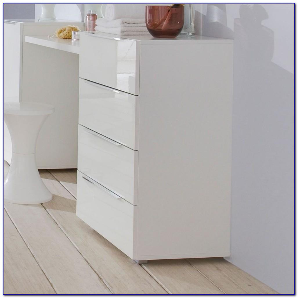 Ikea Kommode Milchglas