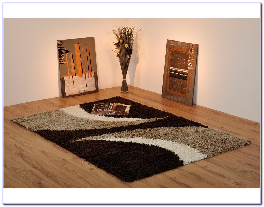 Ikea Langflor Teppich Braun