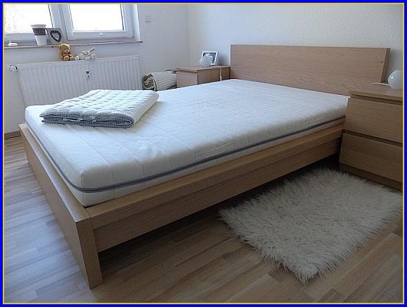 Ikea Malm Bett 140×200 Birke