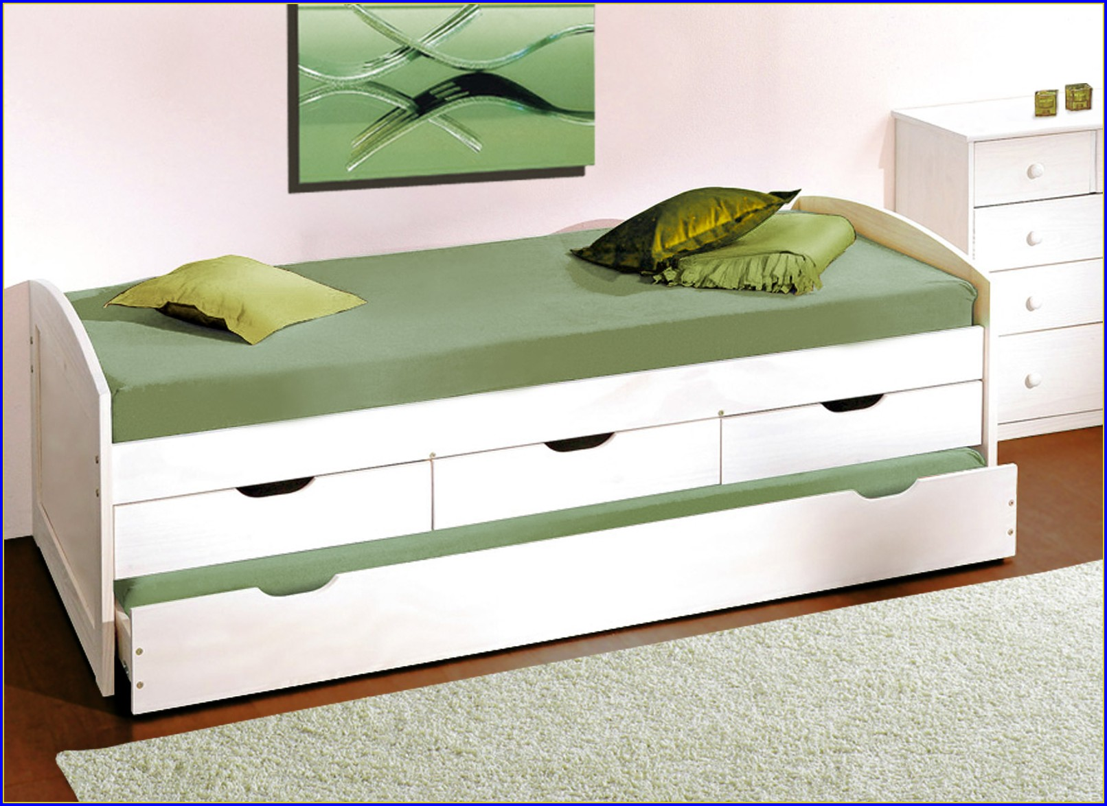 Ikea Malm Bett 140×200 Buche