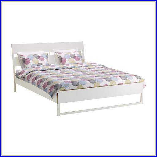 Ikea Malm Bett 140×200 Weiß