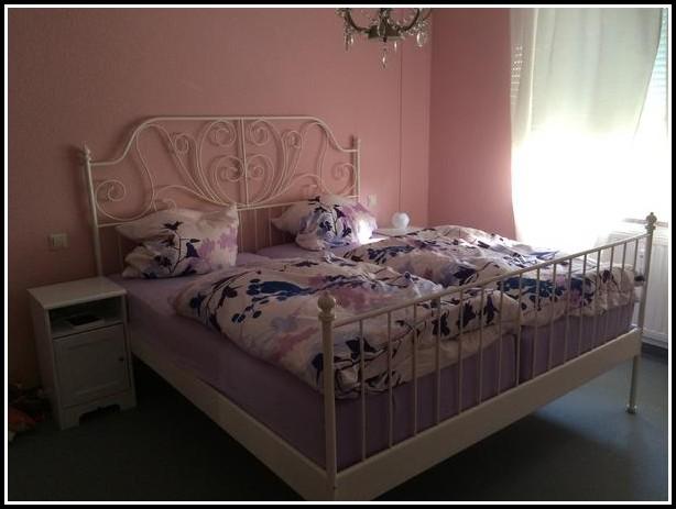 Ikea Malm Bett 180×200 Weiß