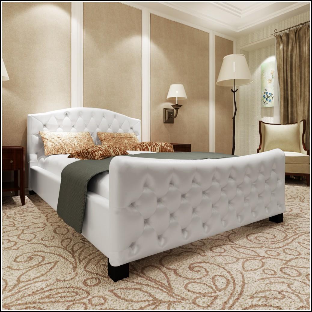 Ikea Malm Bett In Weiß