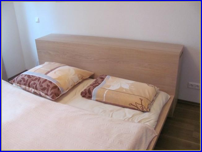 Ikea Malm Bett Kopfteil Weiß