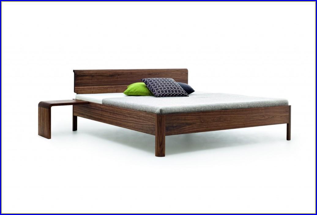 Ikea Malm Bett Mit Nachttisch