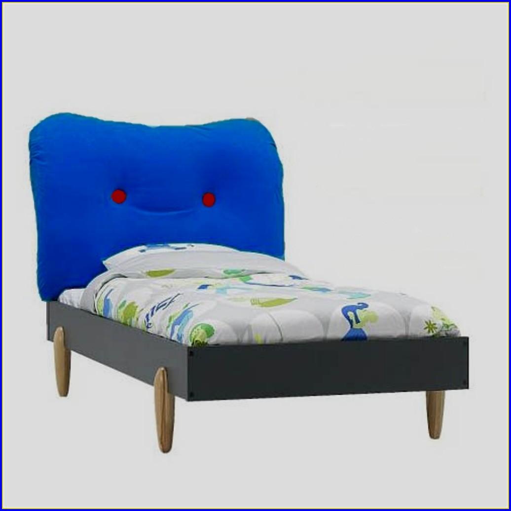 Ikea Malm Bett Niedrig Schwarz