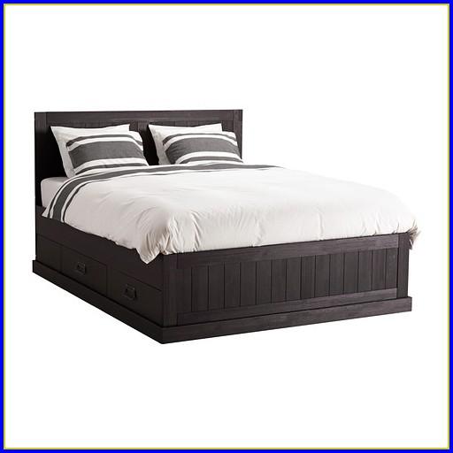 Ikea Malm Bett Schubladen