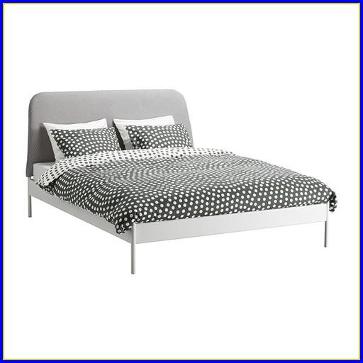 Ikea Malm Bett Weiß Niedrig