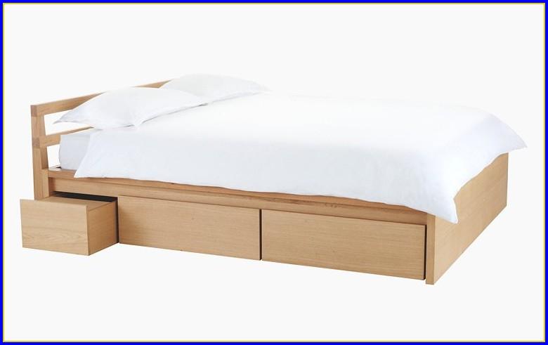 Ikea Mandal Bett 140