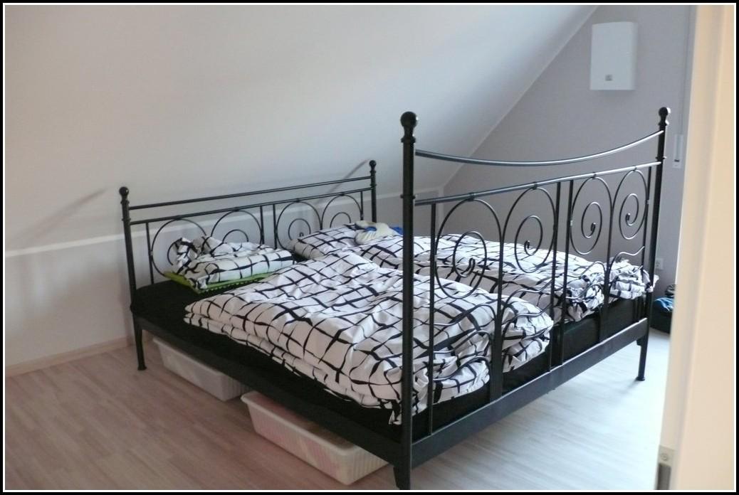 Ikea Mandal Bett Lattenrost