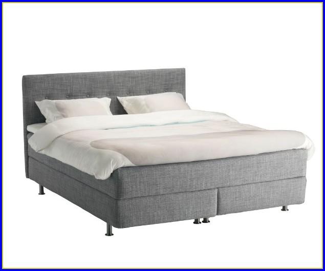 Ikea Odda Bett Komplett