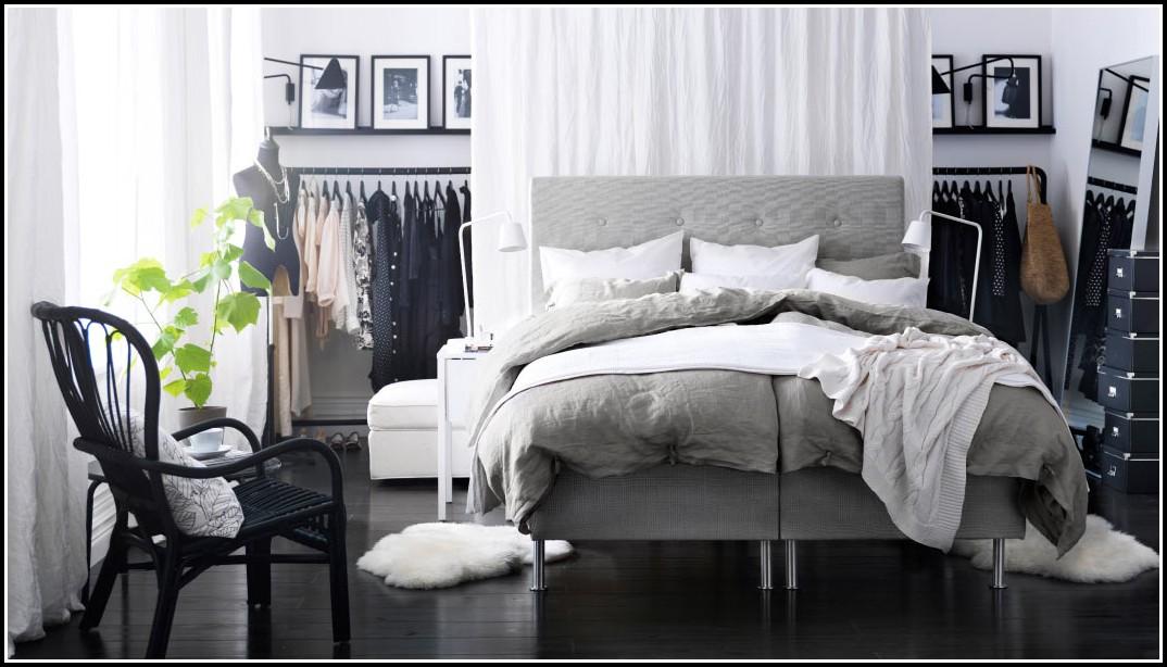 Ikea Rattan Bett Maße