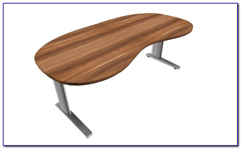 Ikea Runder Schreibtisch
