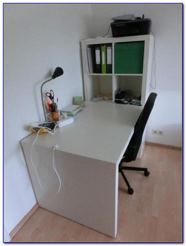 Ikea Schreibtisch Birke Weiss