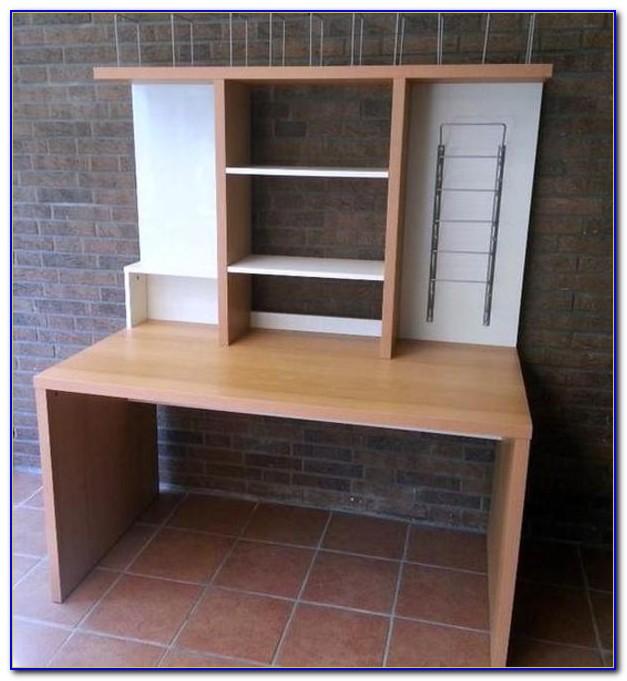 Ikea Schreibtisch Birkenfurnier