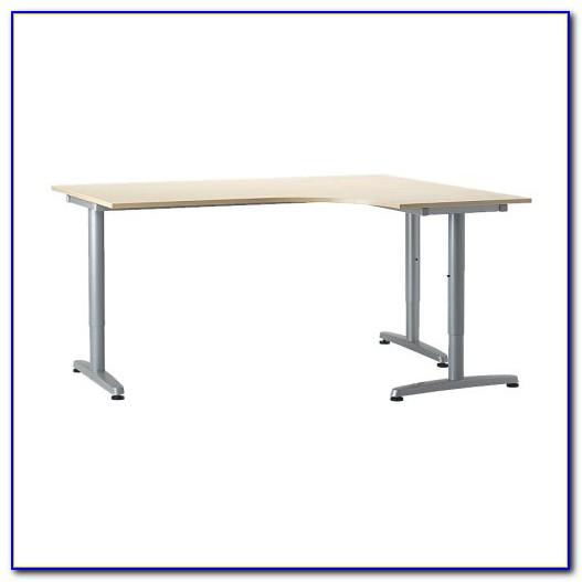 Ikea Schreibtisch Galant Montageanleitung