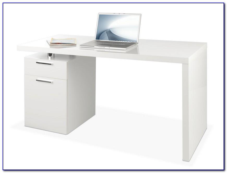 Ikea Schreibtisch Glas Niere