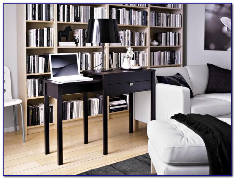Ikea Schreibtisch Gustav Birke