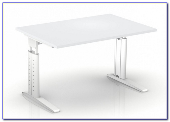 Ikea Schreibtisch Höhenverstellbar Bekant