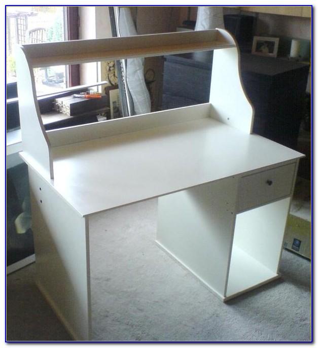 Ikea Schreibtisch Hemnes Anleitung