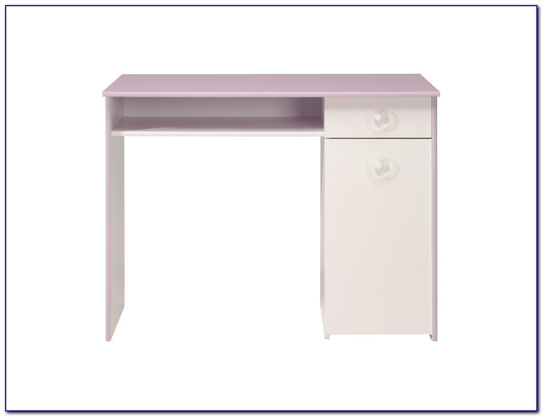 Ikea Schreibtisch Lila
