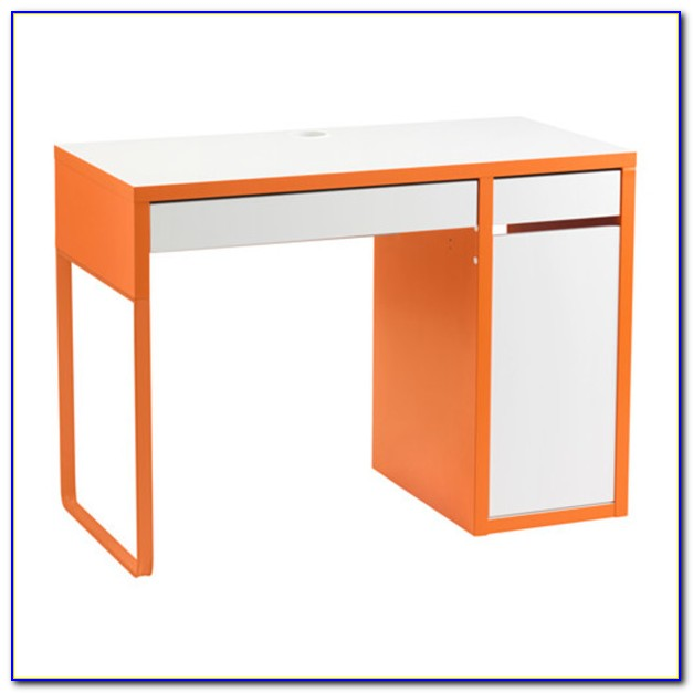 Ikea Schreibtisch Micke Mit Aufsatz