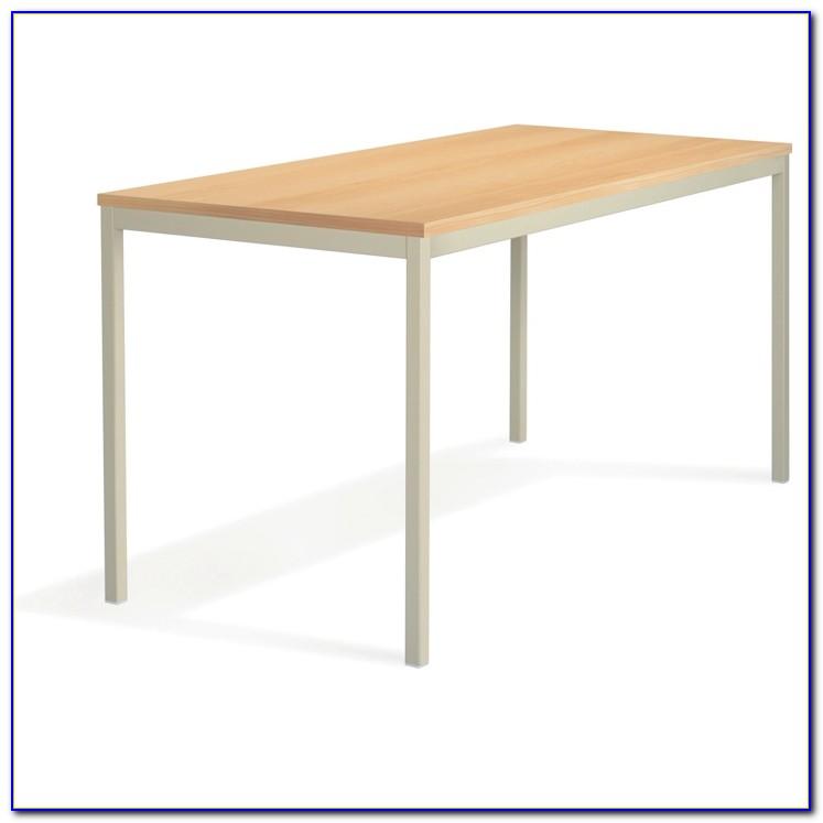 Ikea Schreibtisch Mit Aufbau