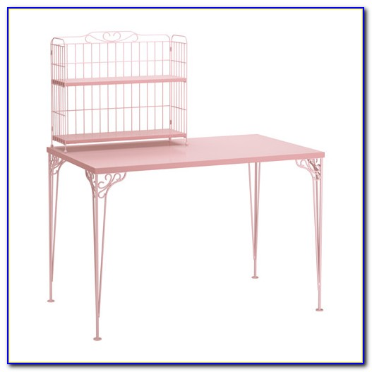 Ikea Schreibtisch Pink